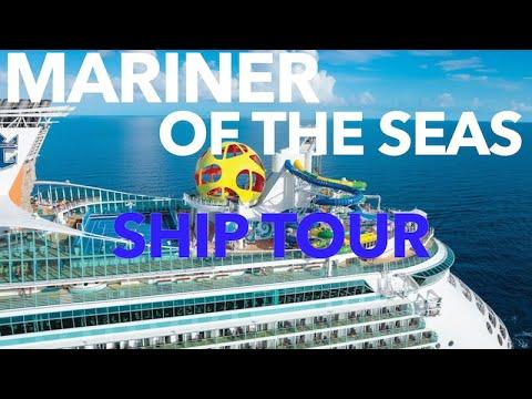Mariner Of The Seas - Full Tour - Royal Caribbean Cruise Lines