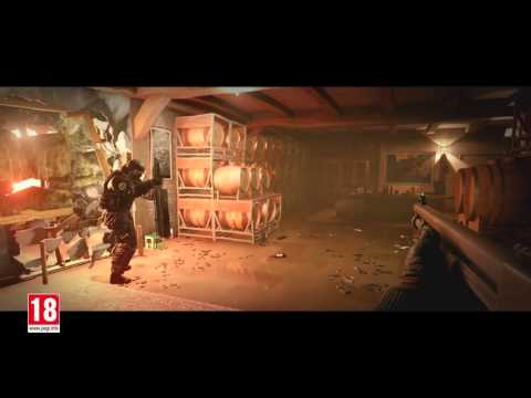 Tom Clancy   s Rainbow Six Siege     Launch Trailer     The Breach UK 4K Poster