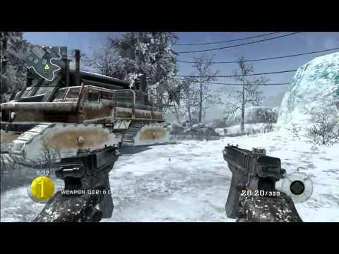 Call Of Duty: Black Ops - Gun Game Gameplay