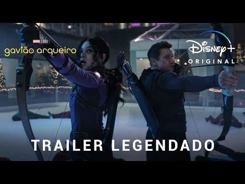 Gavião Arqueiro • Trailer Legendado [Hawkeye]