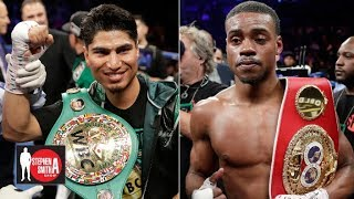 Mikey Garcia on bout with Errol Spence Jr: I didn't want an easy fight   Stephen A. Smith Show
