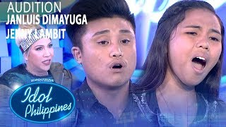 Janluis Dimayuga and Jenny Lambit | Idol Philippines 2019 Auditions MP3