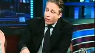 Jon Stewart And Jim Cramer Face Off! Great Watch