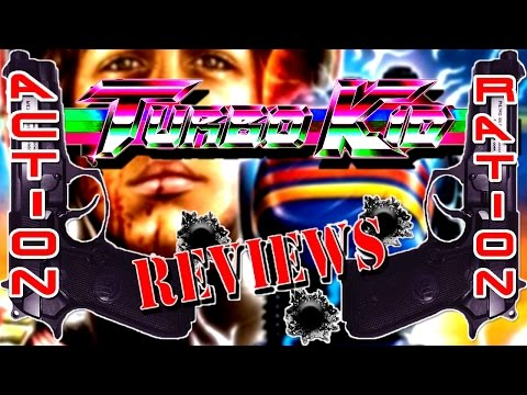 TURBO KID 2015 | Action Movie Review (spoiler free)