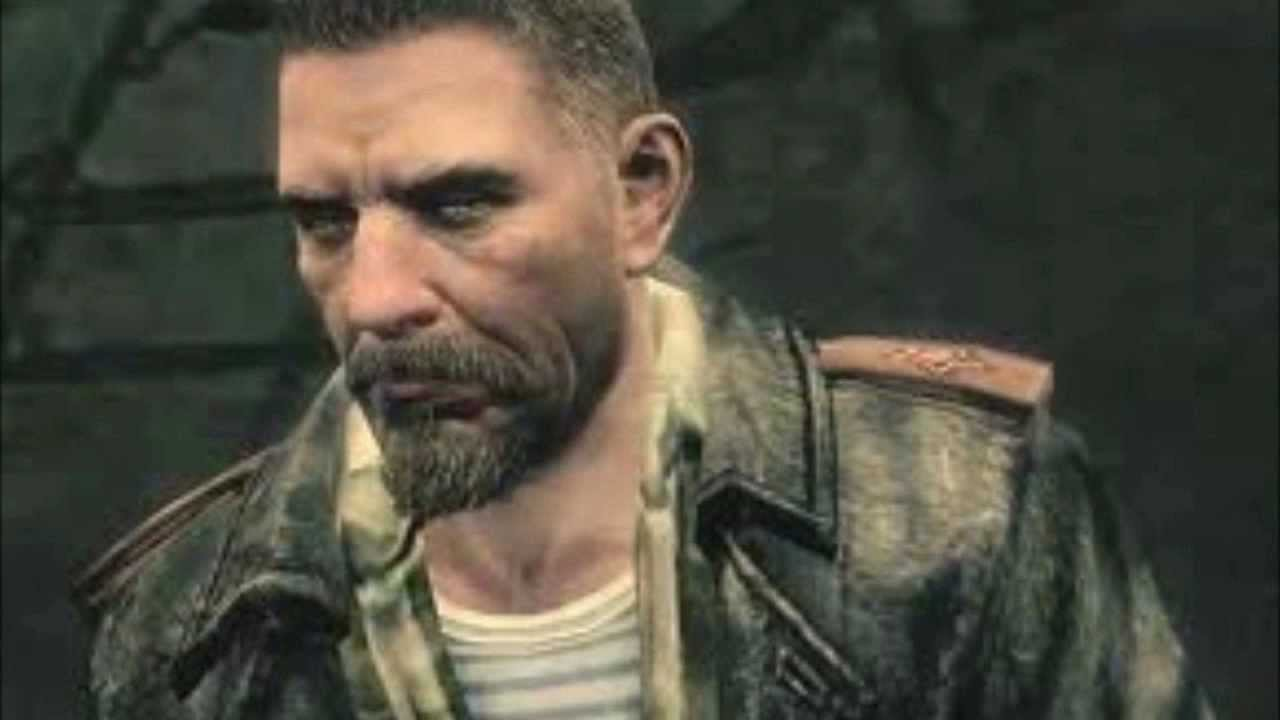 call of duty black ops ii   frank woods is still alive