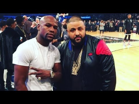 Floyd Mayweather Jr  and DJ Khaled Fined $767K in Cryptocurrency Case