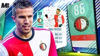 FIFA 18 FUT BIRTHDAY VAN PERSIE REVIEW | 88 VAN PERSIE PLAYER REVIEW | FIFA 18 ULTIMATE TEAM