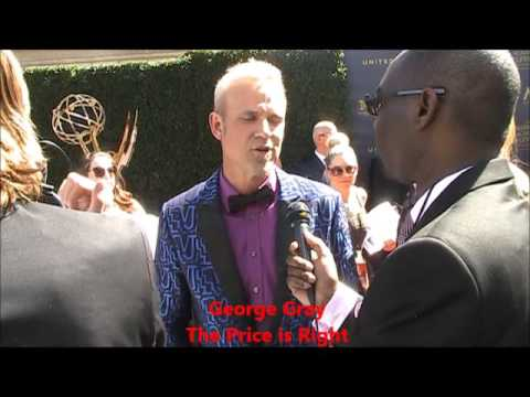 """44th Annual Daytime Emmy Award Interviews: George Gray of """"The Price is Right"""""""