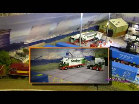 Building A Model Railway – Scenics (Security Fencing – Lineside)
