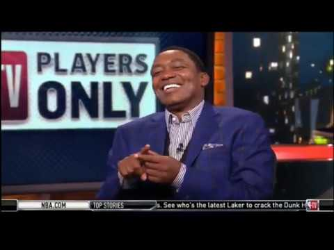 NBA Players Only: Isiah Thomas & Kevin McHale Analyze What Makes Jokic Great
