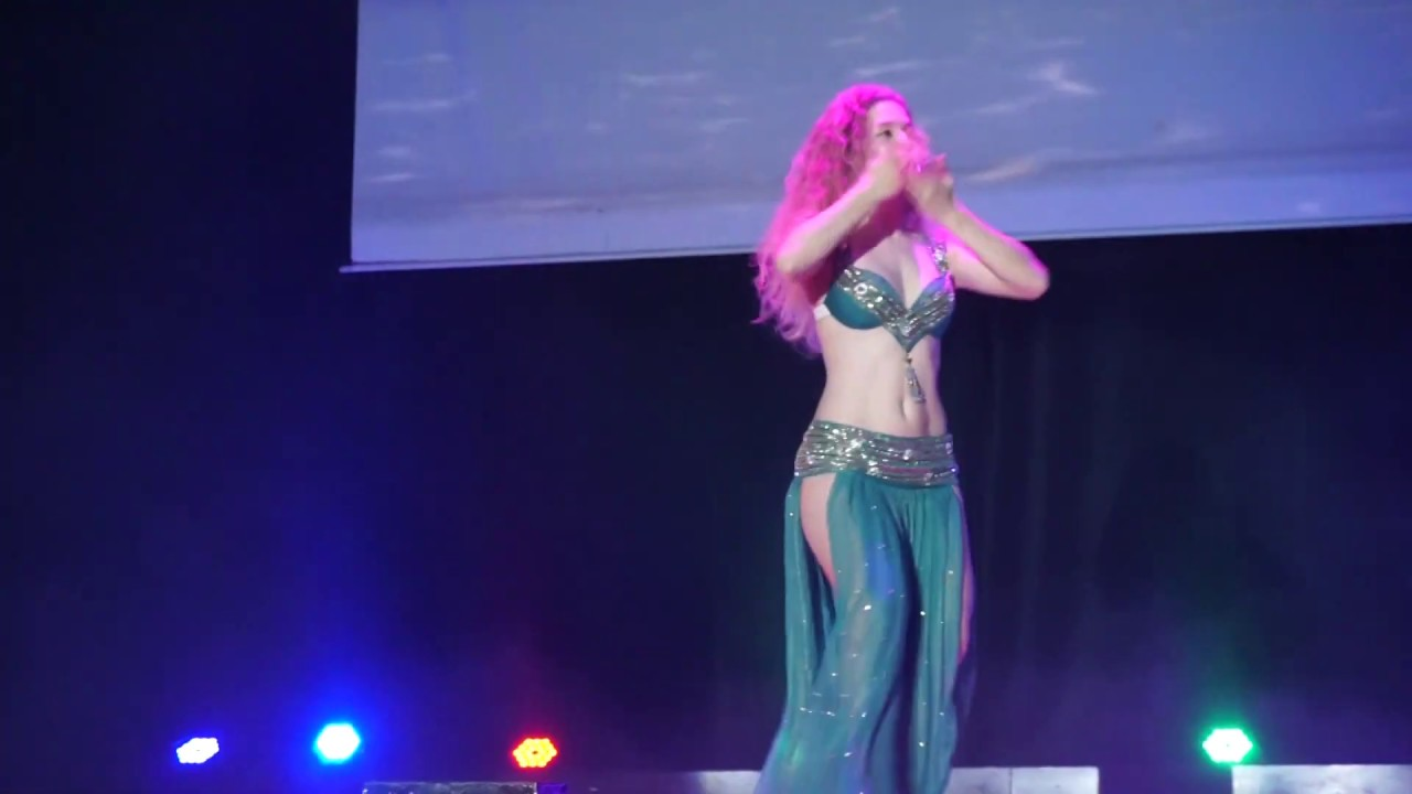 Samira Zopunyan - Mermaid tails | Belly dance | Alla Kaminskaya