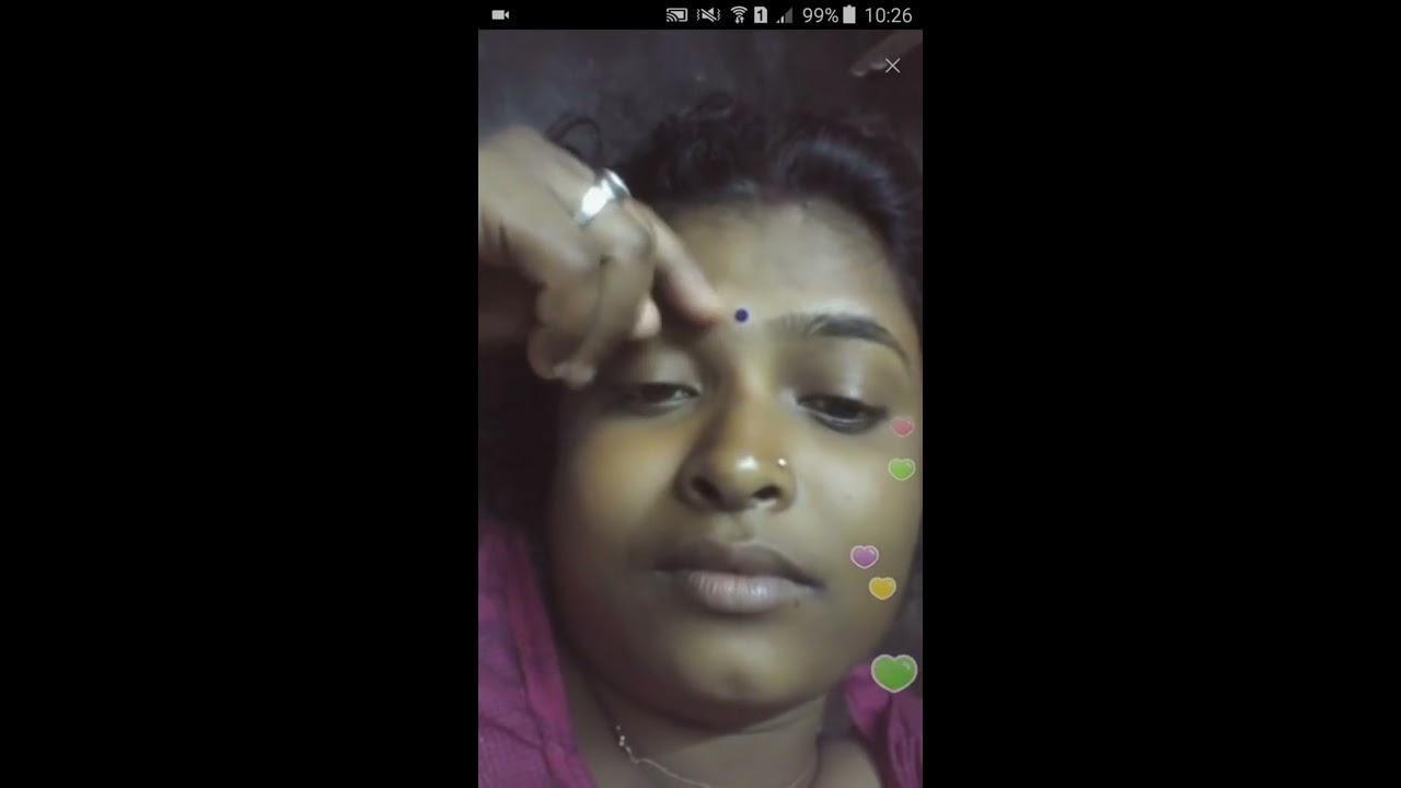 Tamil Girl Video Call To Ex Lover - Youtube-7187