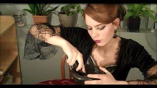 ASMR The Witch Saoirse & Making Black Salt