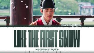 Download KIM JUNG HYUN – 'LIKE THE FIRST SNOW' (첫눈처럼) (MR QUEEN OST PART 10) Lyrics [Color Coded_Han_Rom_Eng]