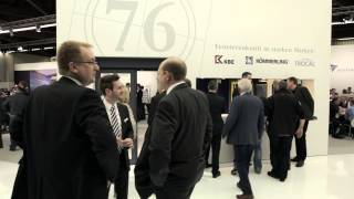 profine Group - fensterbau/frontale 2014 - Get the feeling
