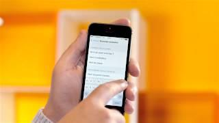 Tuto iPhone: configurer la connexion internet mobile de votre iPhone sous iOS 7 -- Mobistar