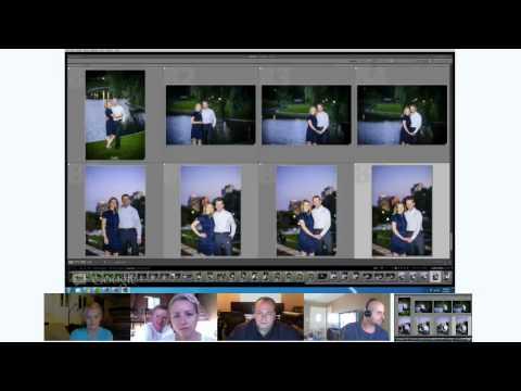 Photography Workflow in Lightroom - Plus Bride's feedback