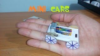 DIY tutorial simple mini cars, mini cars super speed