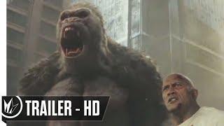 Rampage Official Trailer #3 (2018) Dwayne Johnson -- Regal Cinemas [HD]
