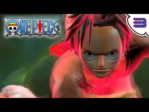RPCS3 Emulator 0.0.3-5740 - One Piece: Kaizoku Musou (NTSC-J) (Vulkan / Glitchy) [1080p] - Sony PS3 - 동영상