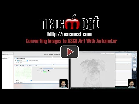 Converting Images To ASCII Art With Automator (#1413)