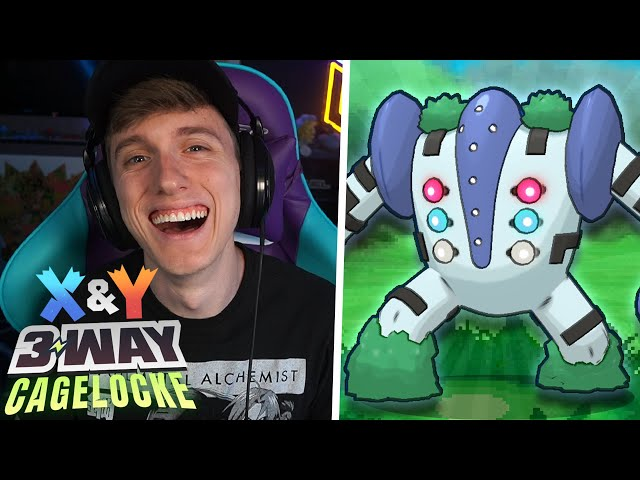 WE GOT A SHINY! 3 Way Cagelocke Grinding