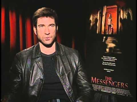 """Dylan McDermott Interview (""""The Messengers"""")"""