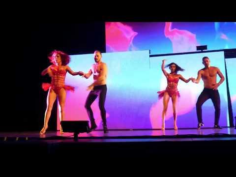 DWTS Hot Summer Nights Tour Denver - Group Latin