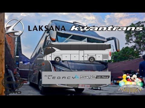 Dibeli PO KWantrans Orange ??? | Brand New SR2 HD Prime ECE.R66 Airsuspension by Laksana Carroserie