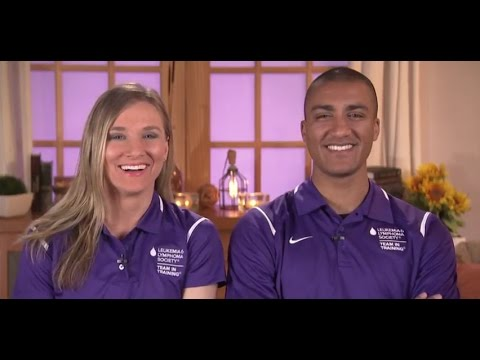 Olympians Ashton Eaton, Brianne Theisen-Eaton talk life after retirement