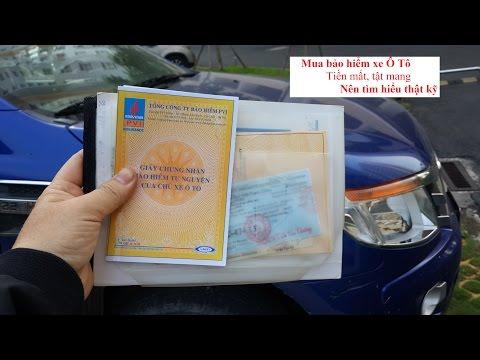 Nên Xem Trước Khi Quyết định Mua Bảo Hiểm Xe ô Tô