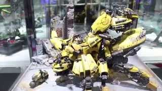 Gunpla Builders World Cup 2014 Work of national finalists ガンプラワールドカップ 検索動画 12
