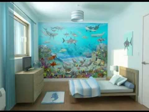 Ocean bedroom ideas