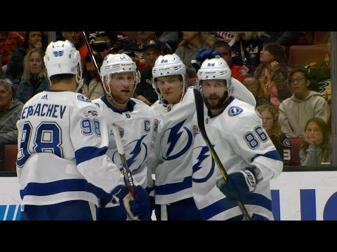 11/12/17 Condensed Game: Lightning @ Ducks