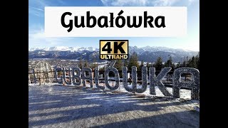 Gubałówka 4k - zakopane, poland walking tour