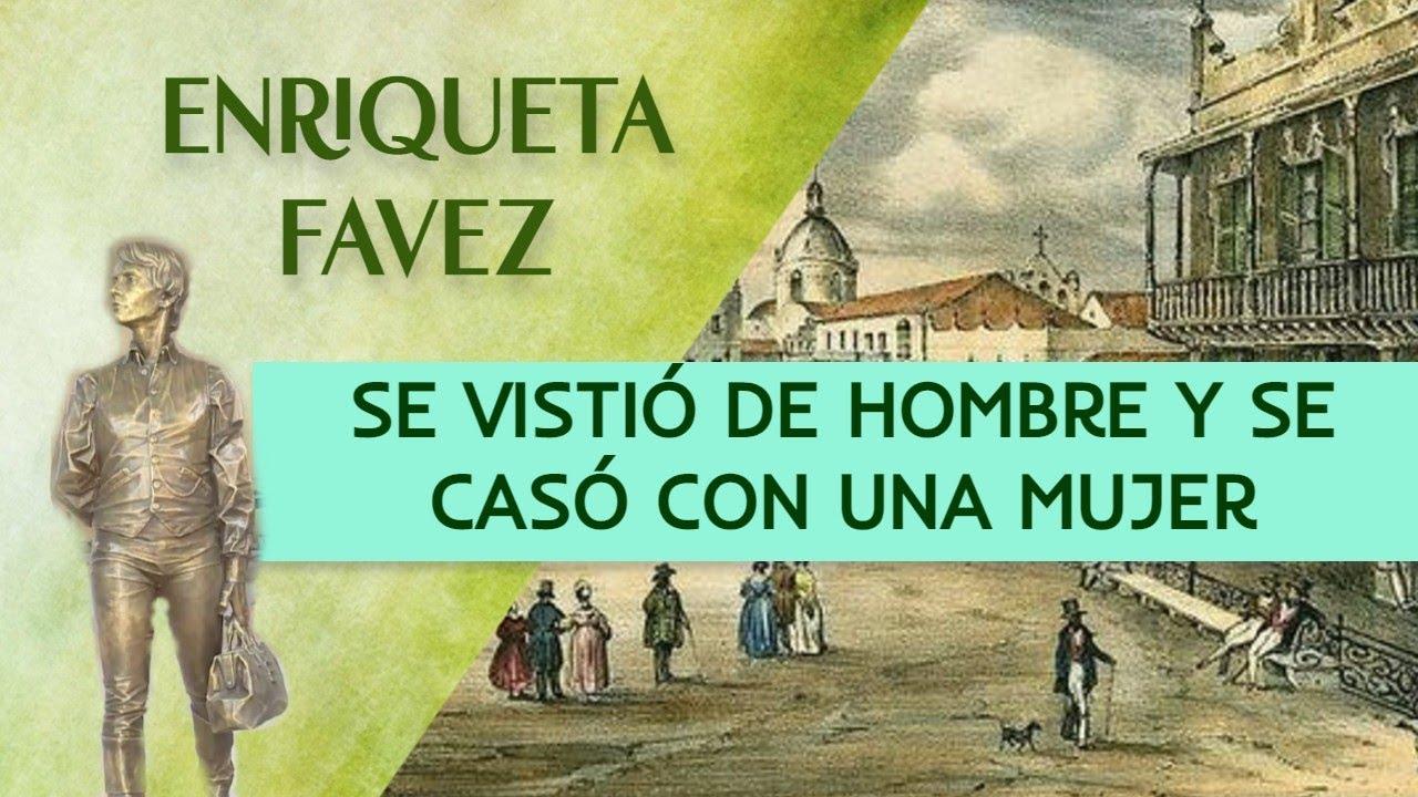 Download ENRIQUETA FAVEZ, LA PRIMERA MUJER QUE EJERCIÓ LA MEDICINA EN ÁMERICA LATINA