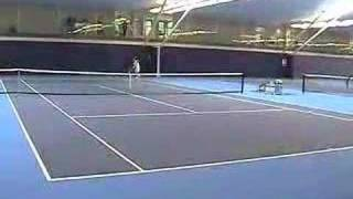 Forehand and Backhand