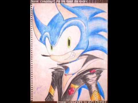 Sonic Michael Jackson Tribute