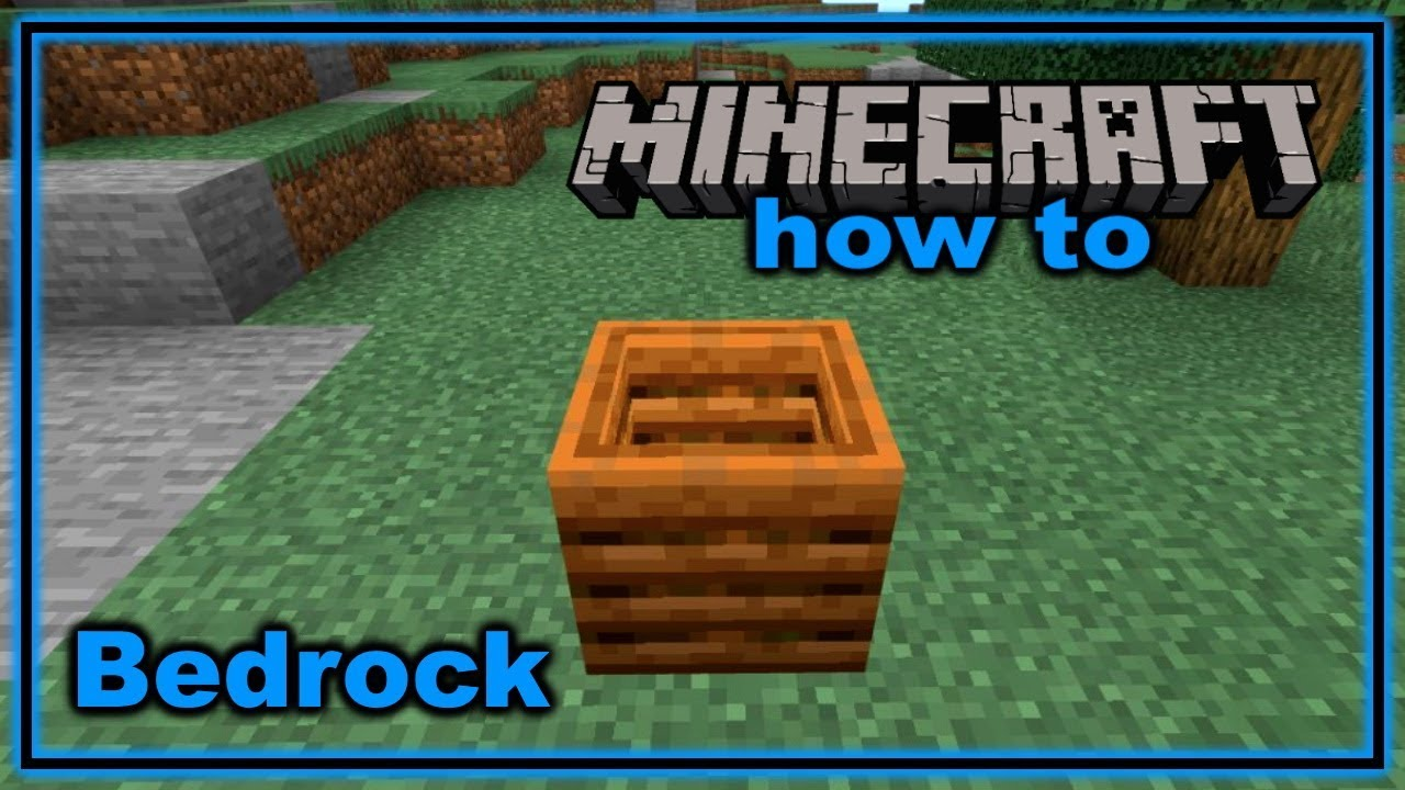 How To Make A Composter In Minecraft Materials Required Crafting Guide Use