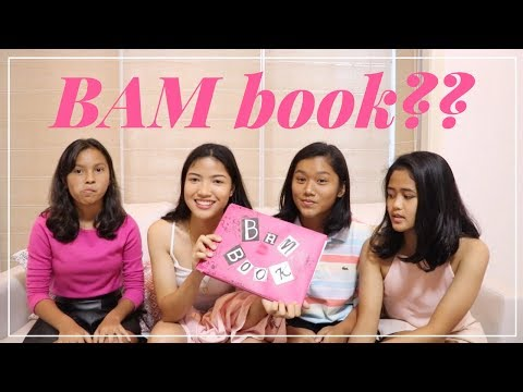 REVEALING OUR BAM BOOK | The Fantastics (with Cady Heron)
