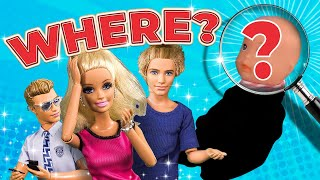 Barbie - We Can't Find Tommy! | Ep.148 thumbnail