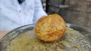 Biggest Golgappa of India | Famous Raju Gupchup wala | Indian Street Food