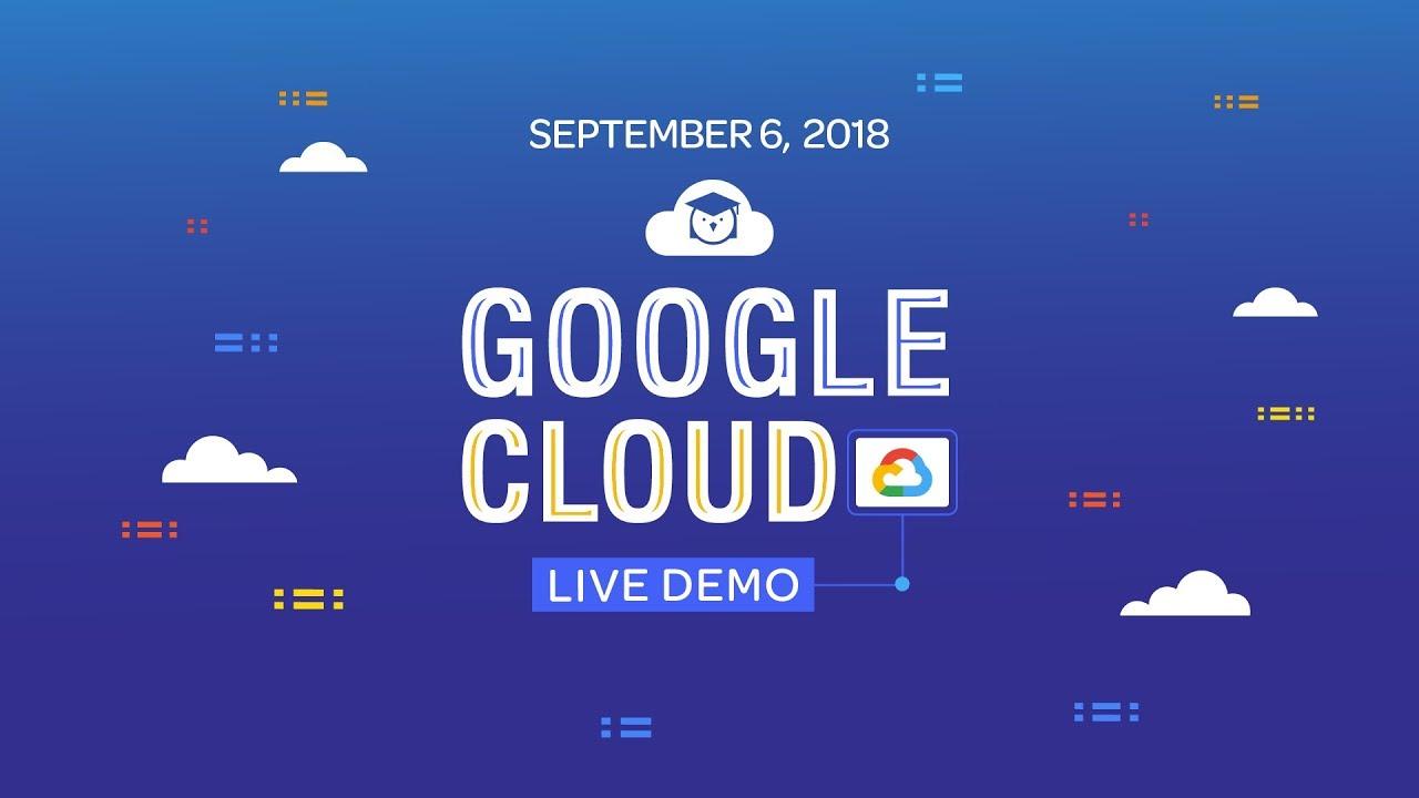 Continuous Deployment with Google Cloud Build | 9 6 18 | Linux