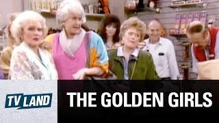 Condoms Rose! Condoms, Condoms, Condoms! | The Golden Girls | TV Land
