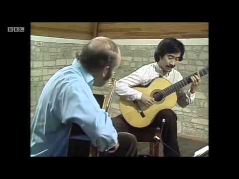 Julian Bream Masterclass 1978: Benjamin Britten Nocturnal After John Dowland Op.70