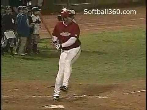 Softball homerun Swings