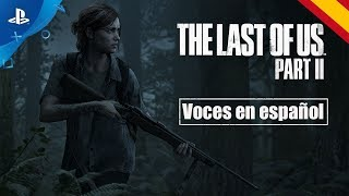 THE LAST OF US PART 2 - GAMEPLAY ESPAÑOL