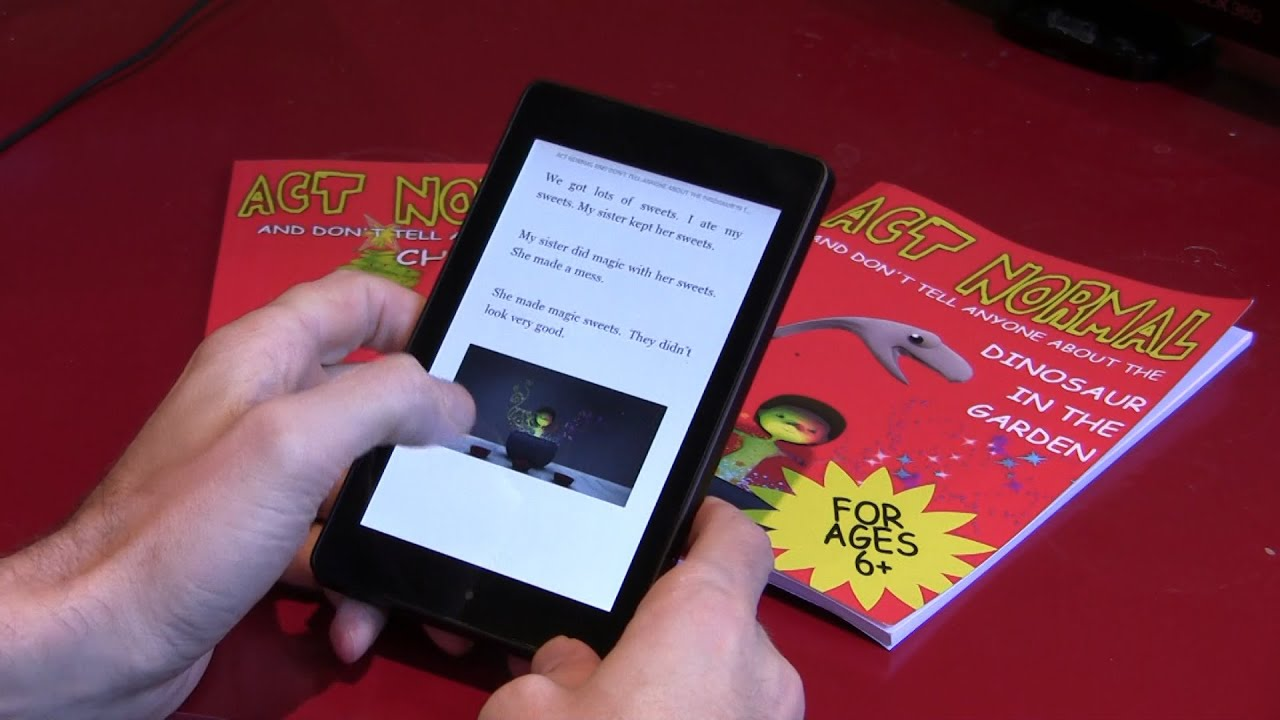 How to find FREE books on your kindle - Where to download free ebooks howto