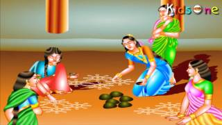 Hindu Festivals - History of Sankranthi In Telugu - with Animation