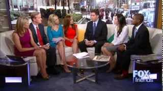 Heather Nauert, Maria Molina & Elizabeth Hasselbeck ATSS 3/19/2014